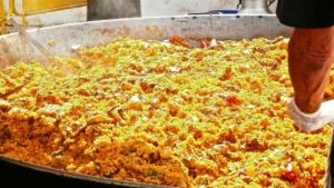 paella rezept riesenpfanne